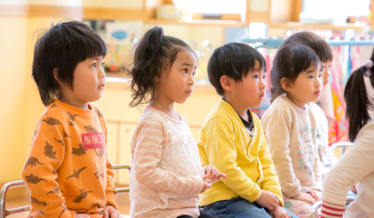 すみれ幼稚園の様子2