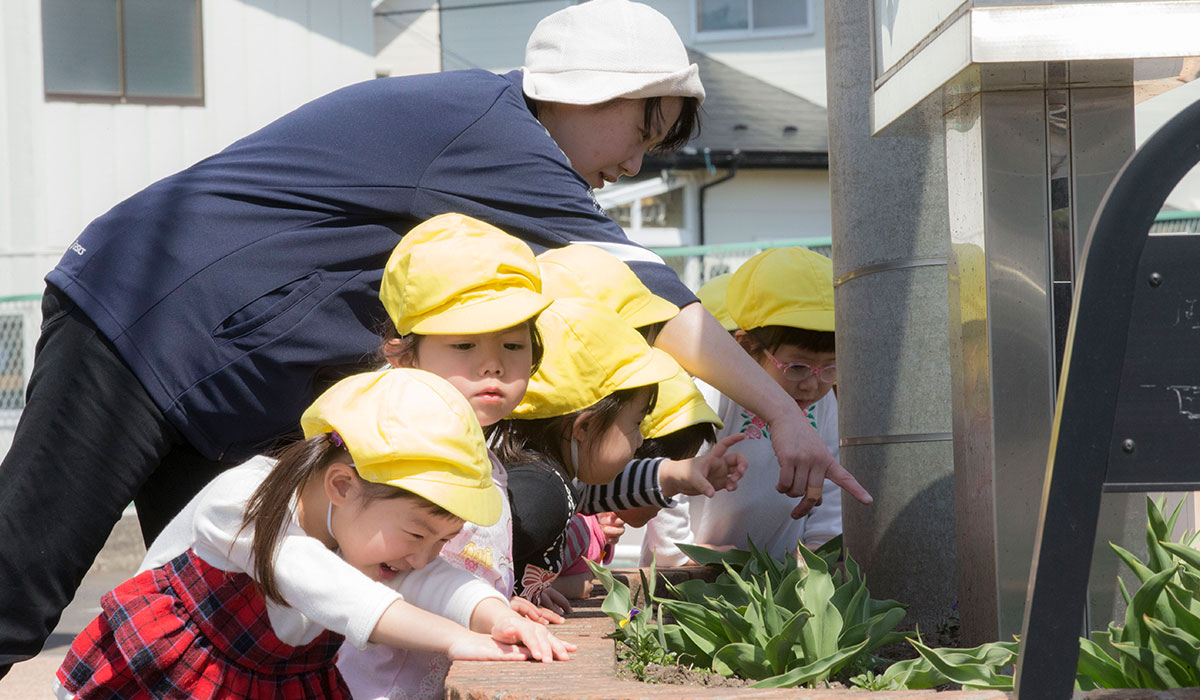 すみれ幼稚園の様子3
