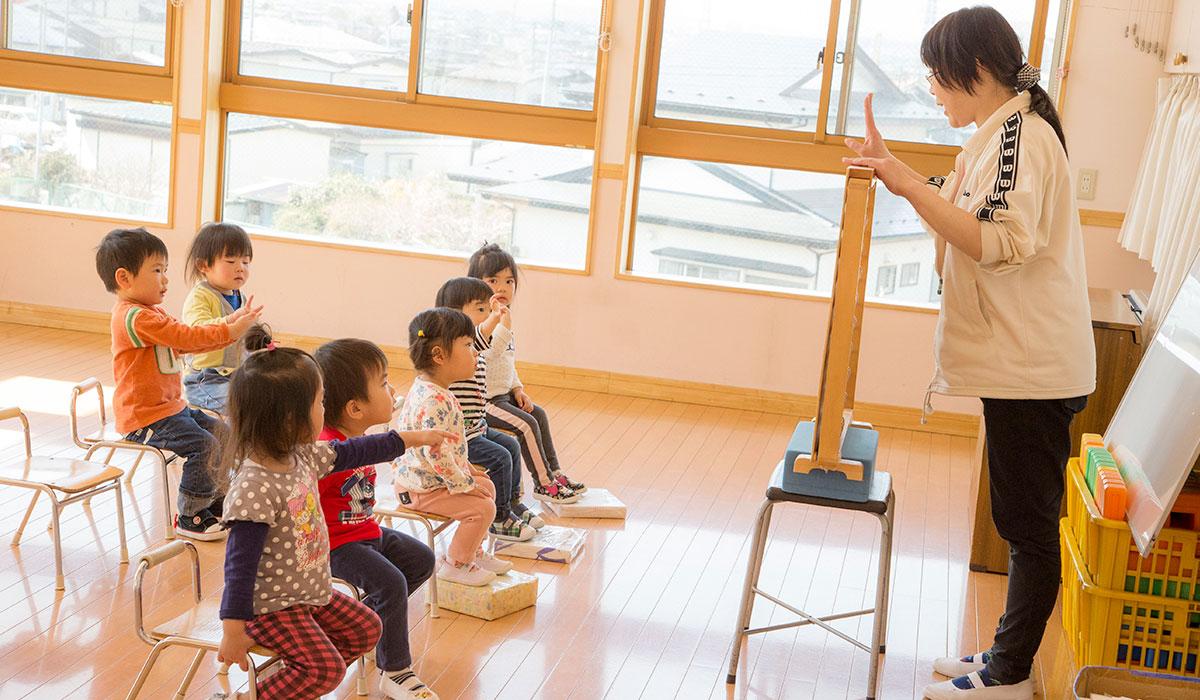 すみれ幼稚園の様子7